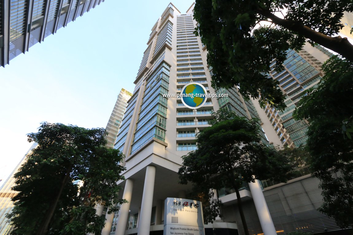 Marc Service Residence, Kuala Lumpur