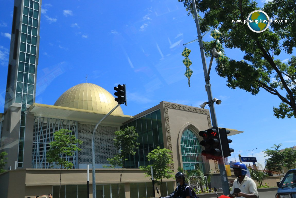 Masjid Alam Shah, Kuala Lumpur