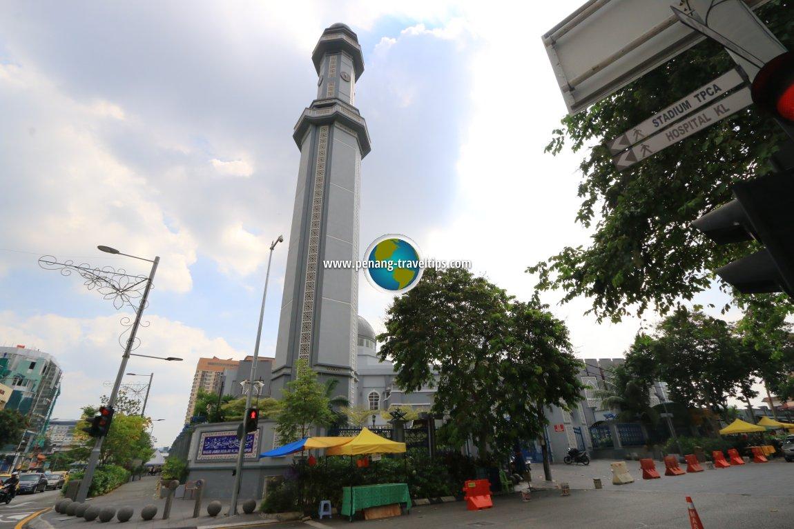 Masjid Jamek Kampung Baru, Kuala Lumpur