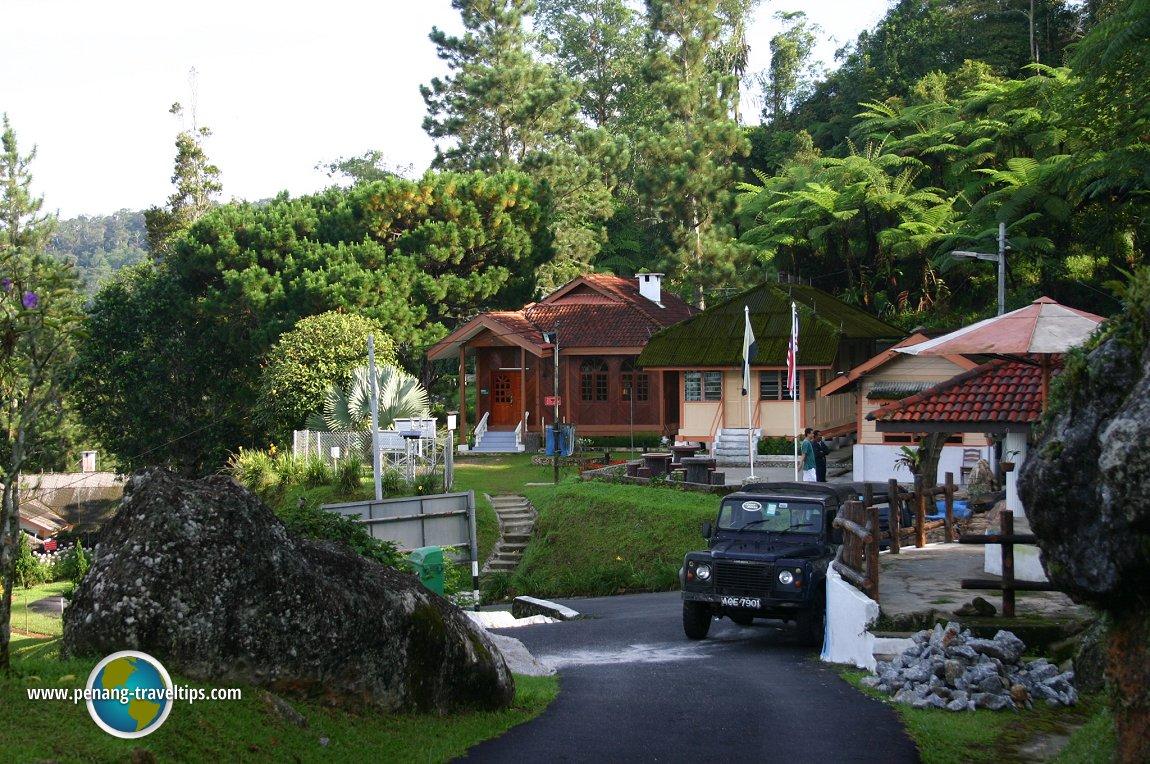 Maxwell Hill (Bukit Larut), Perak