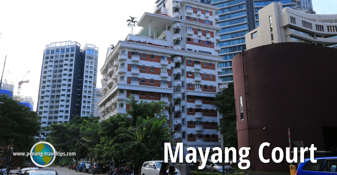 Mayang Court, Kuala Lumpur