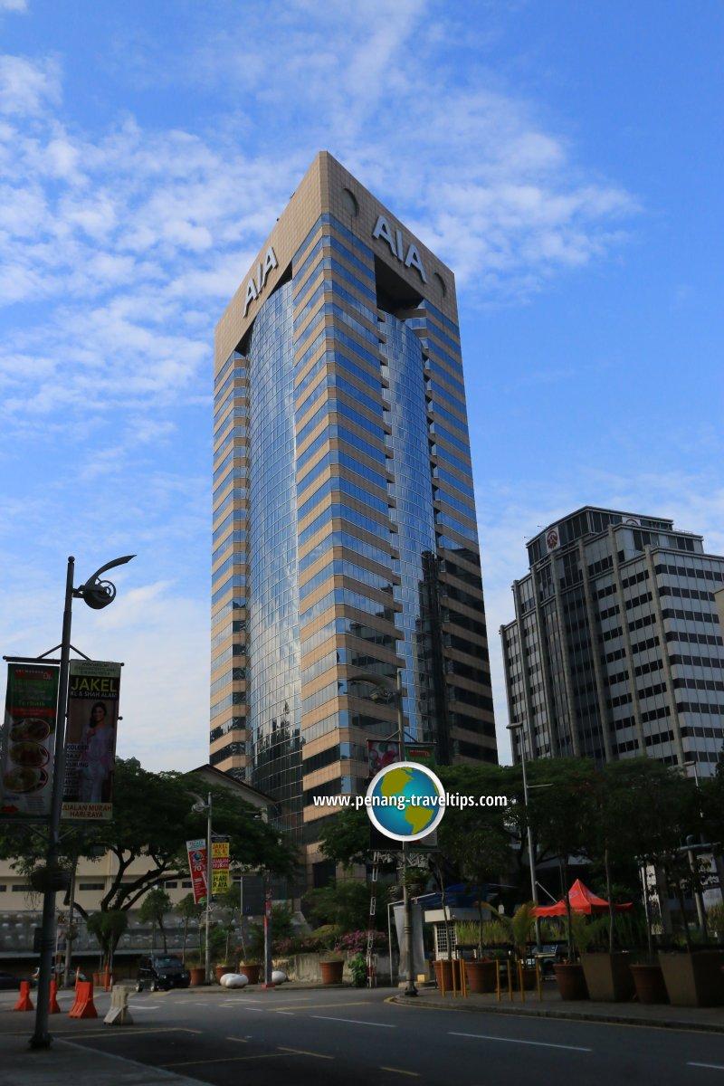 Menara AIA, Kuala Lumpur