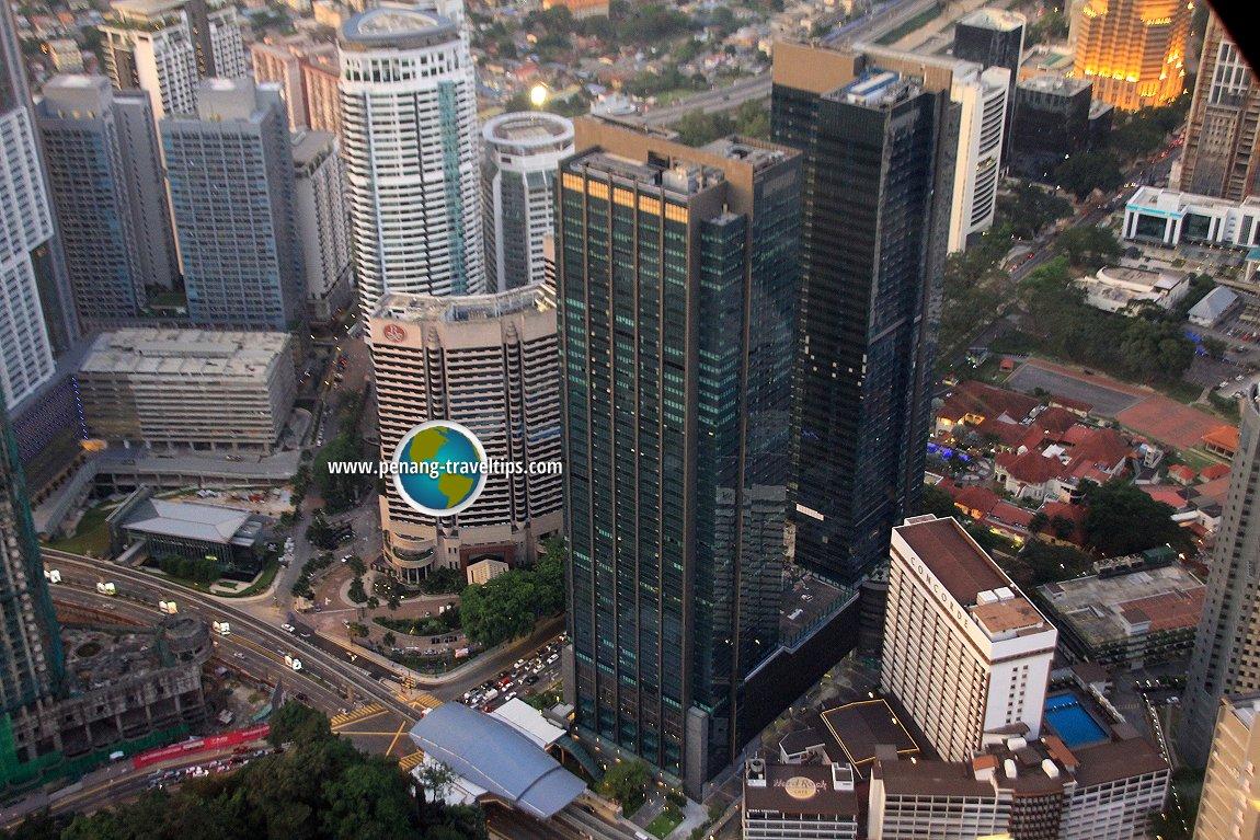 Menara Bangkok Bank, Kuala Lumpur