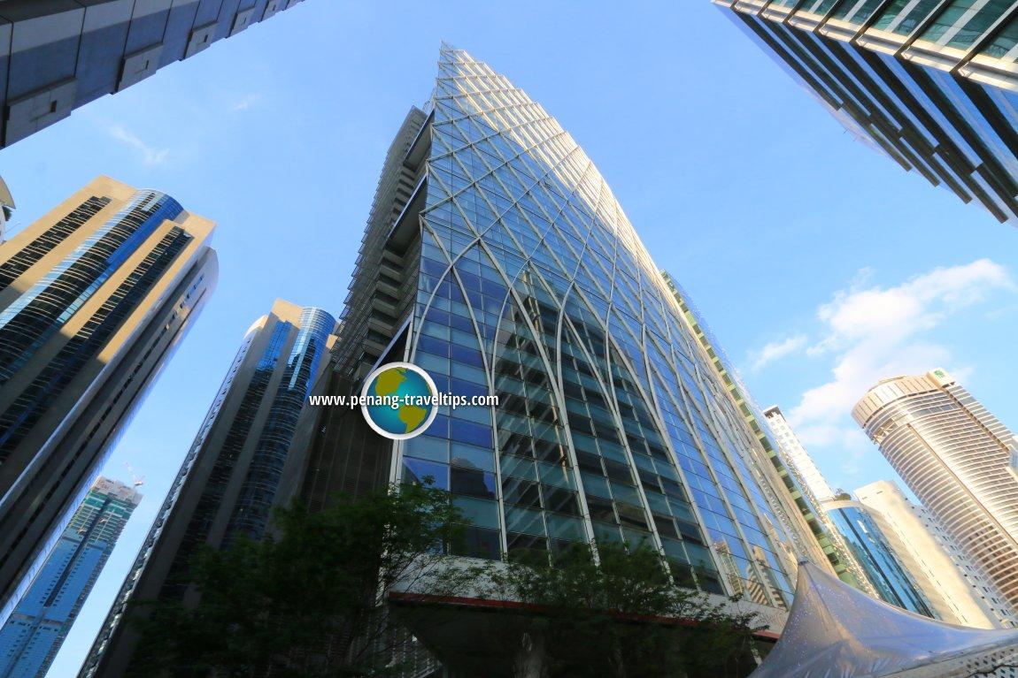 Menara Bank Islam, Kuala Lumpur