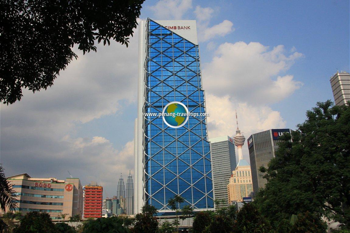 Menara Bumiputra-Commerce, Kuala Lumpur