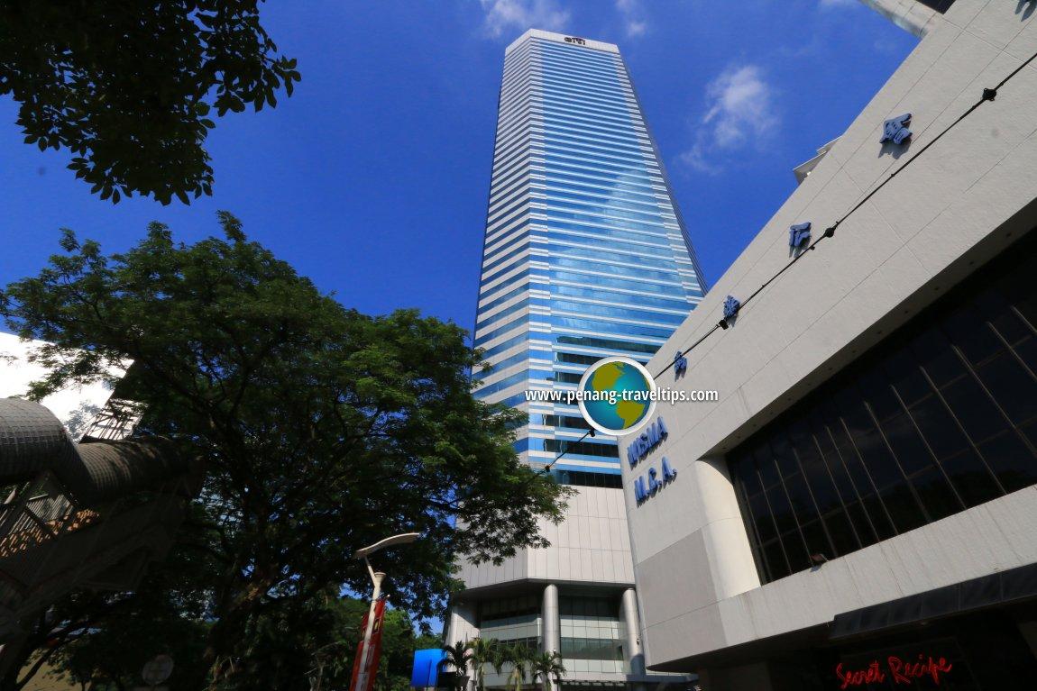 Menara Citibank, Kuala Lumpur