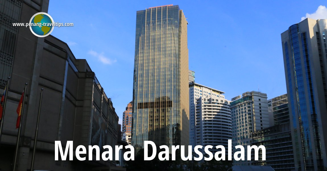 Menara Darussalam, Kuala Lumpur