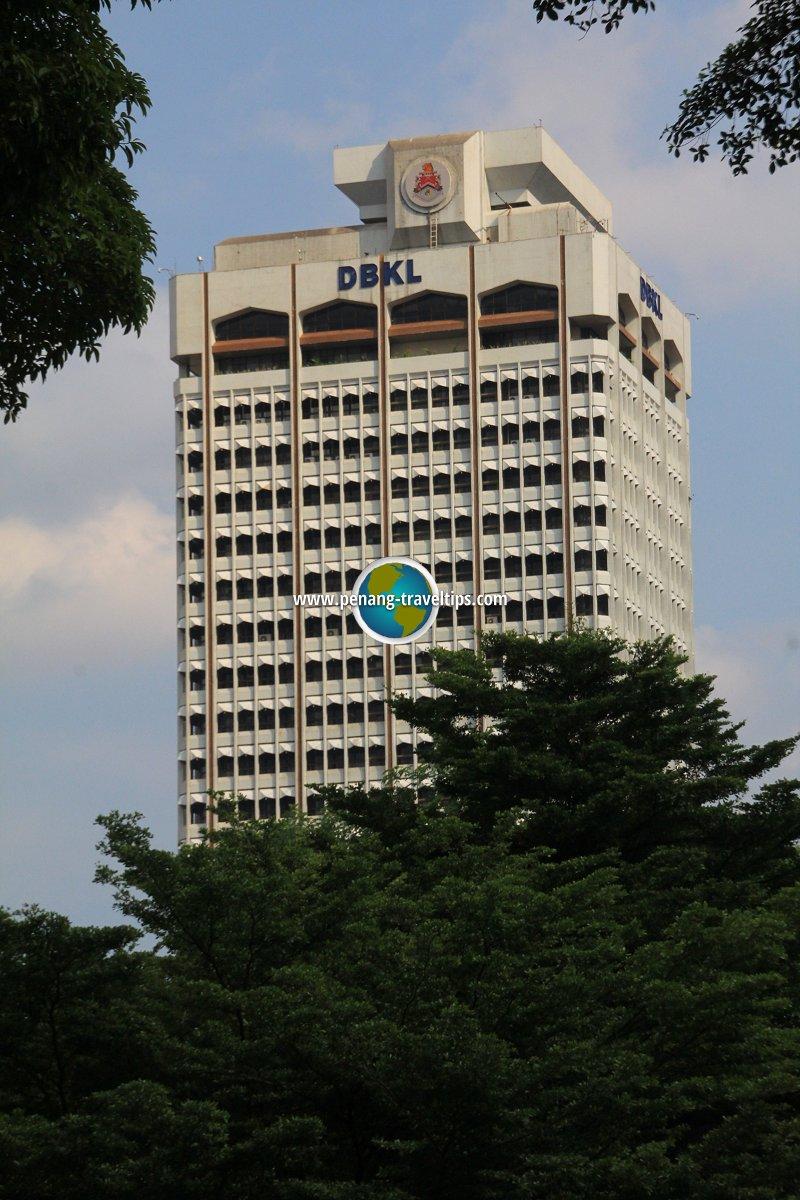 Menara DBKL, Kuala Lumpur