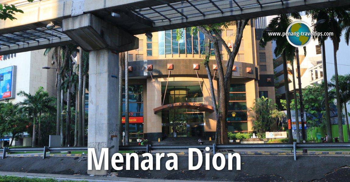 Bangunan Dion, Kuala Lumpur