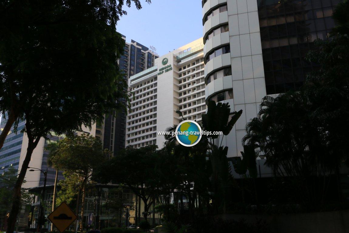 Menara Hap Seng, Kuala Lumpur
