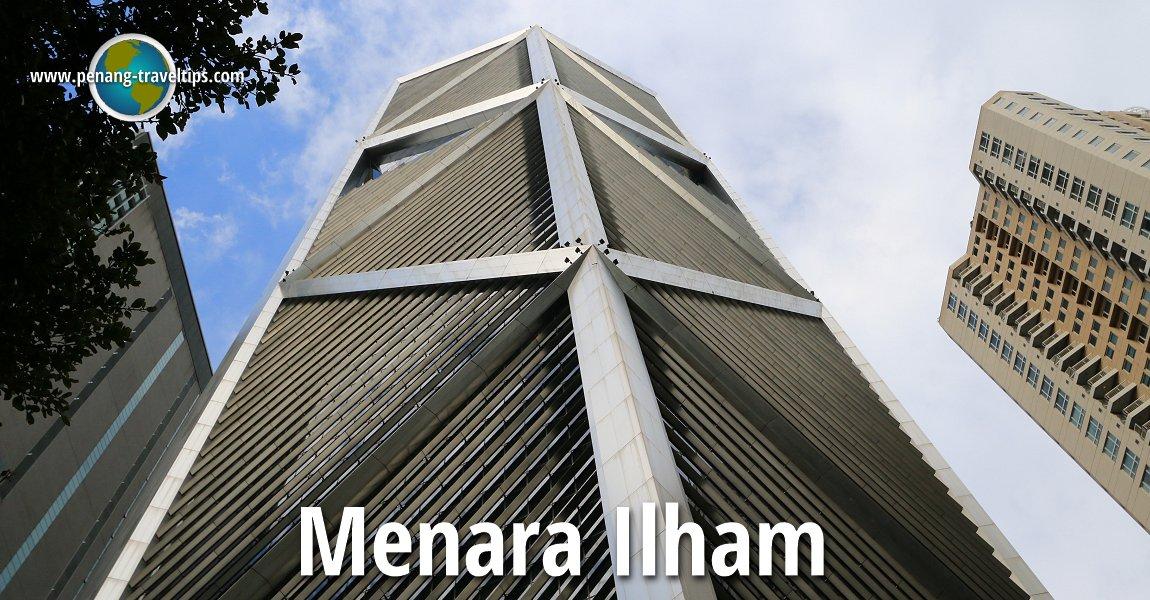 Menara Ilham, Kuala Lumpur