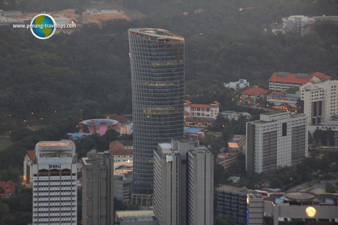 Menara Kerja Raya, Kuala Lumpur