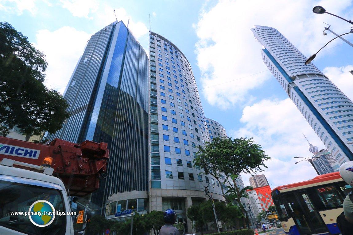 Menara Liberty, Kuala Lumpur
