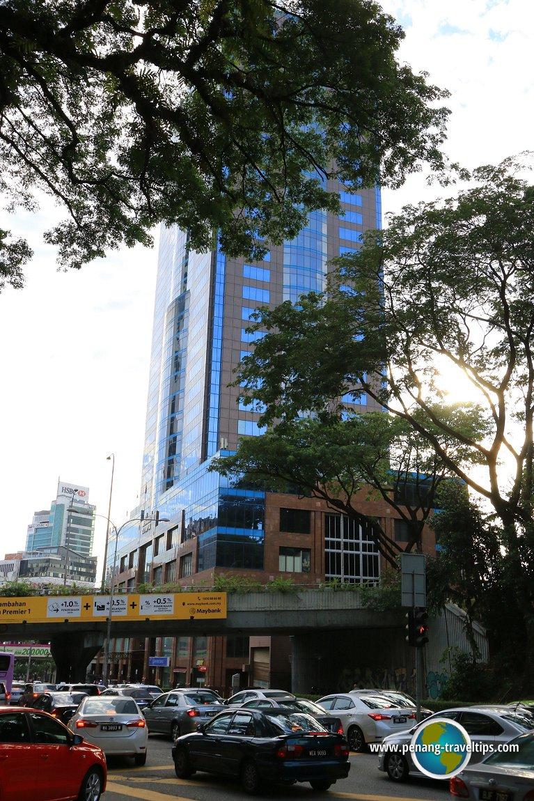 Menara Olympia, Kuala Lumpur