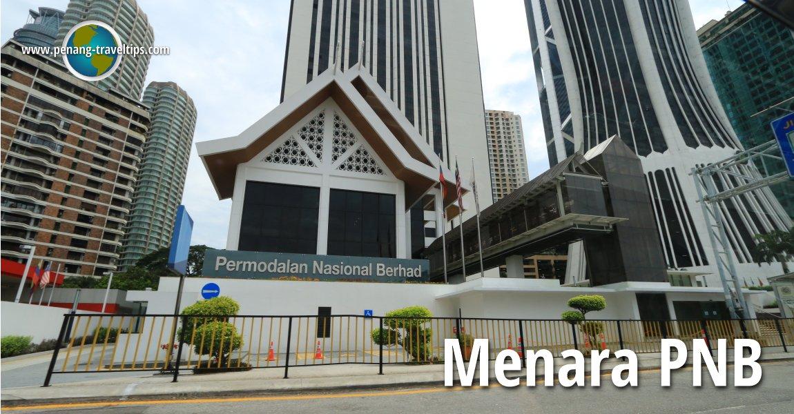 Menara PNB, Kuala Lumpur