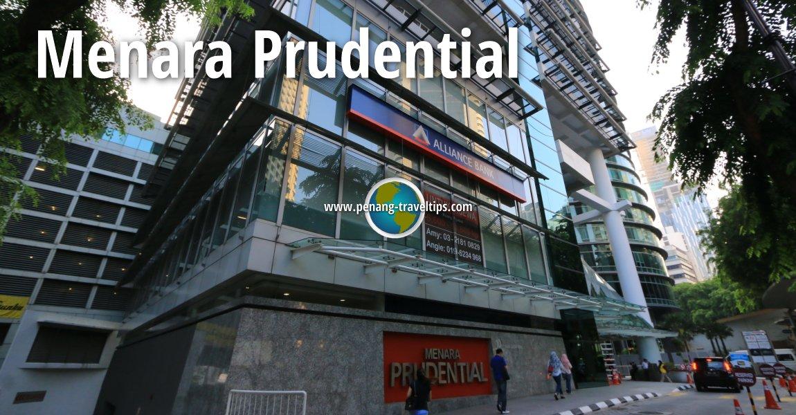 Menara Prudential, Kuala Lumpur