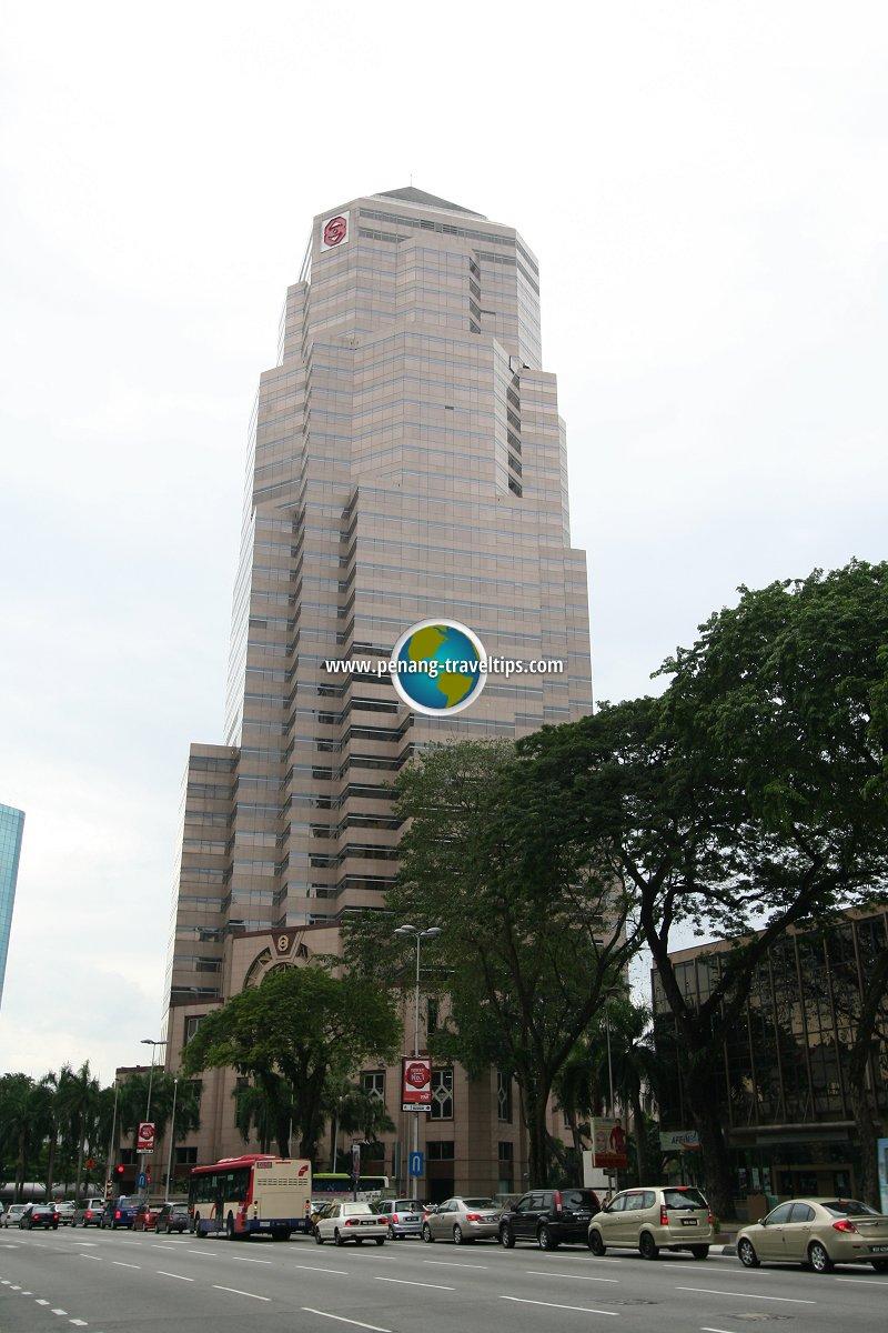 Menara Public Bank, Kuala Lumpur