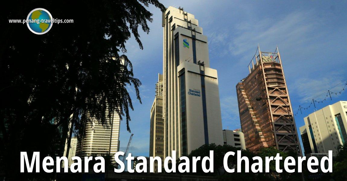 Menara Standard Chartered, Kuala Lumpur