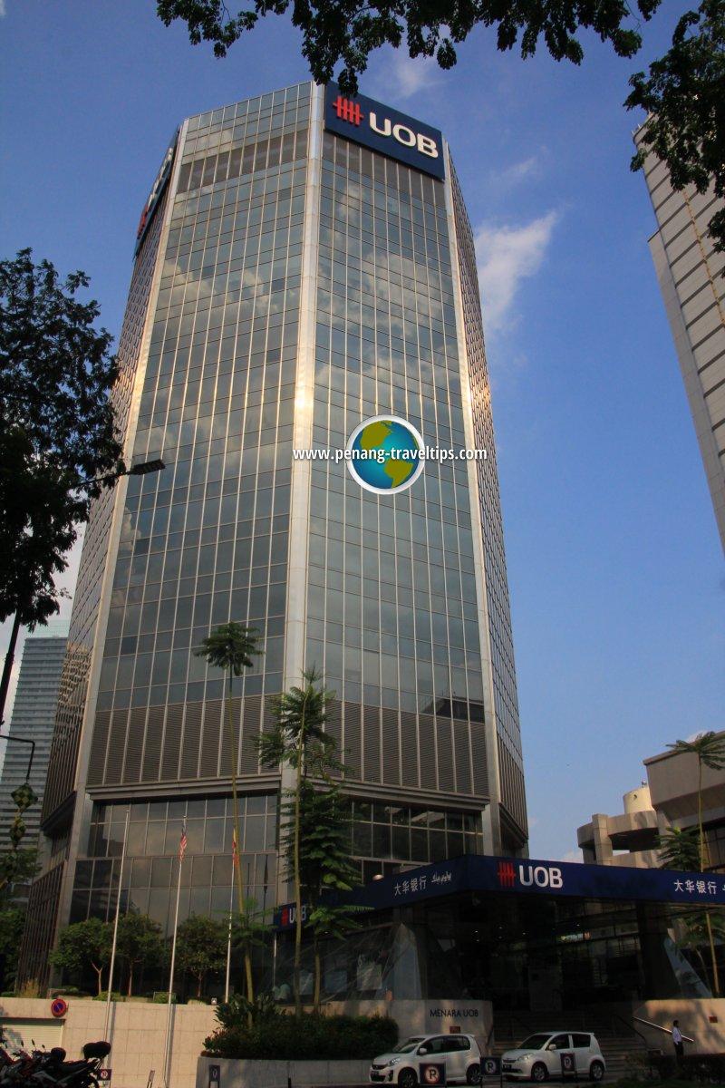 Menara UOB, Kuala Lumpur