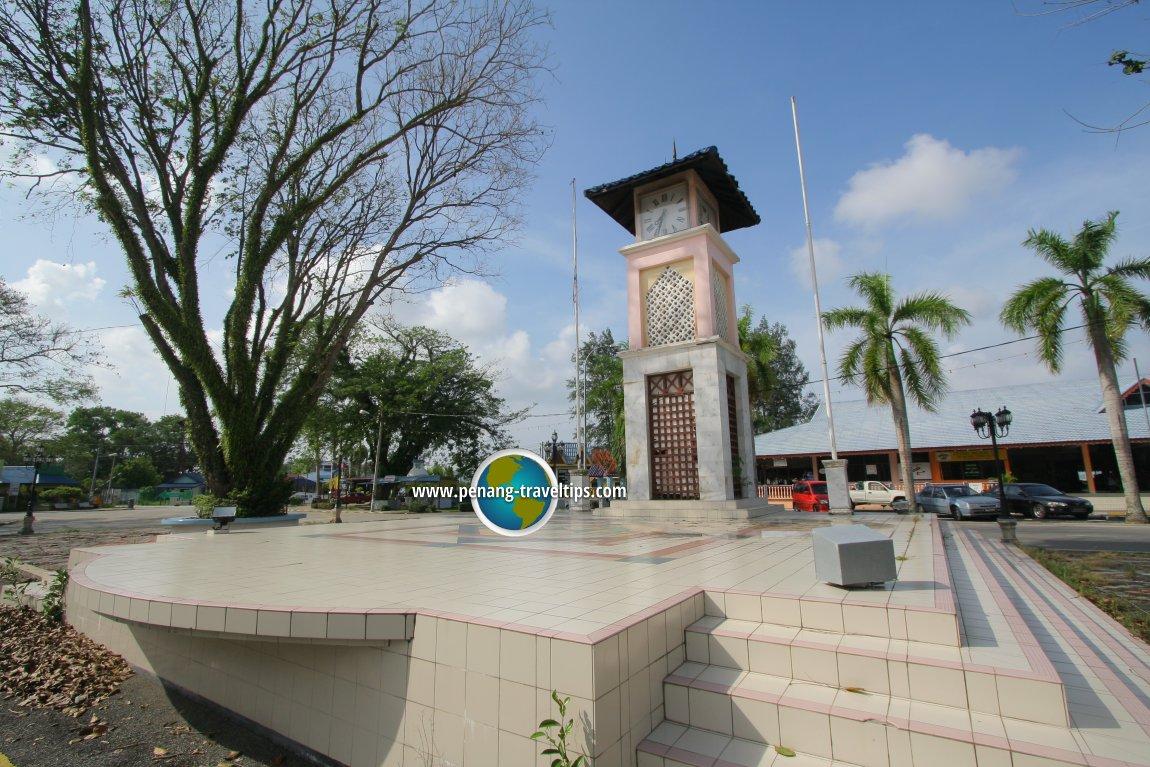Clocktowers in Johor