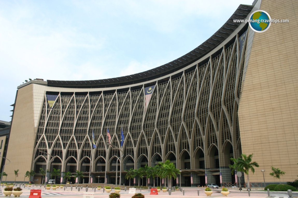 Ministry of Finance Building, Putrajaya