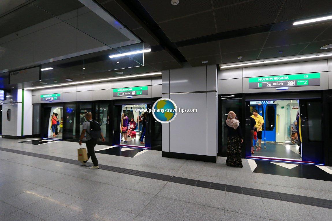 Muzium Negara MRT Station