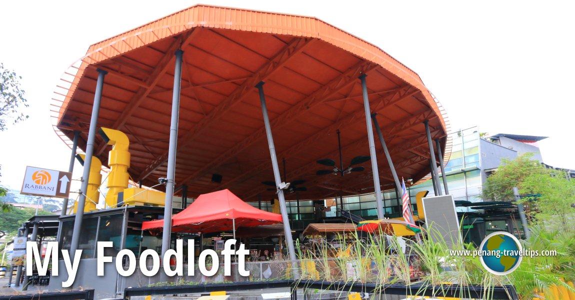 My Foodloft, Capital Square, Kuala Lumpur