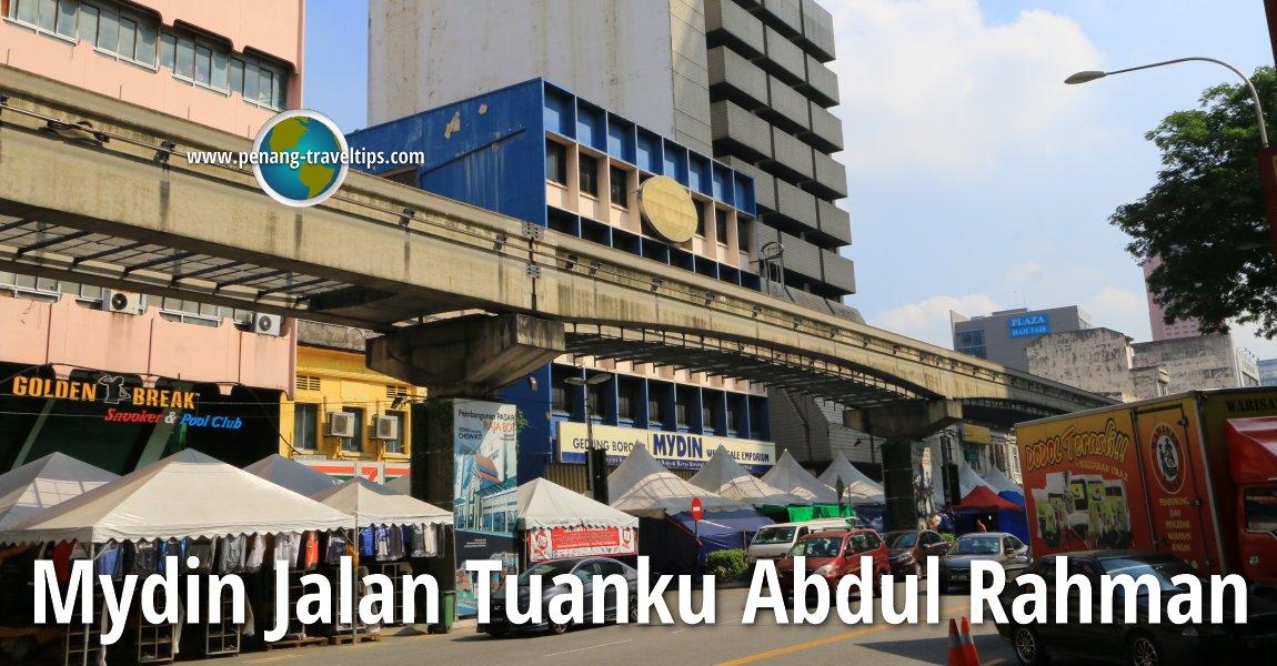 Mydin Jalan Tuanku Abdul Rahman