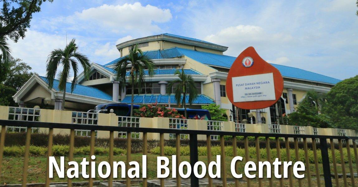 National Blood Centre, Kuala Lumpur