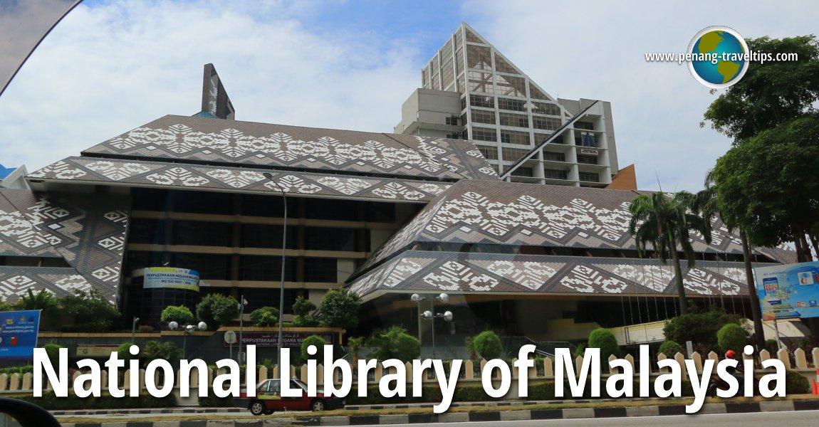 National Library Of Malaysia Kuala Lumpur