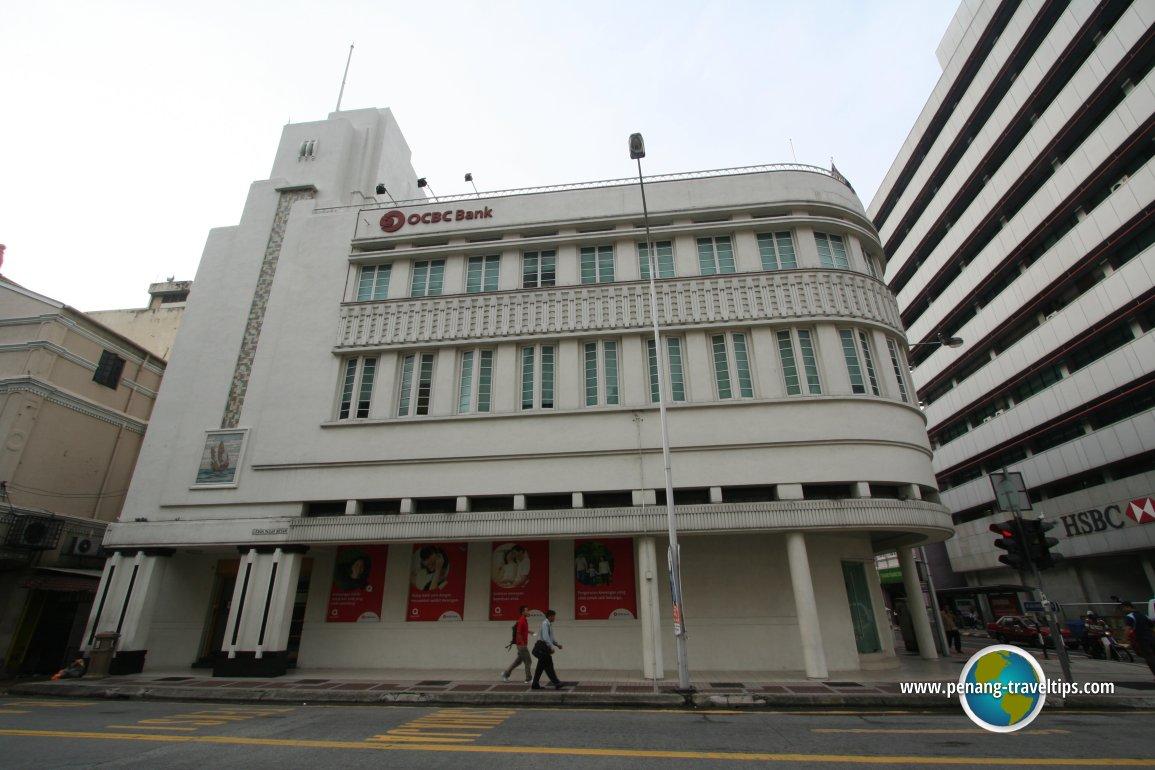 OCBC Building, Kuala Lumpur