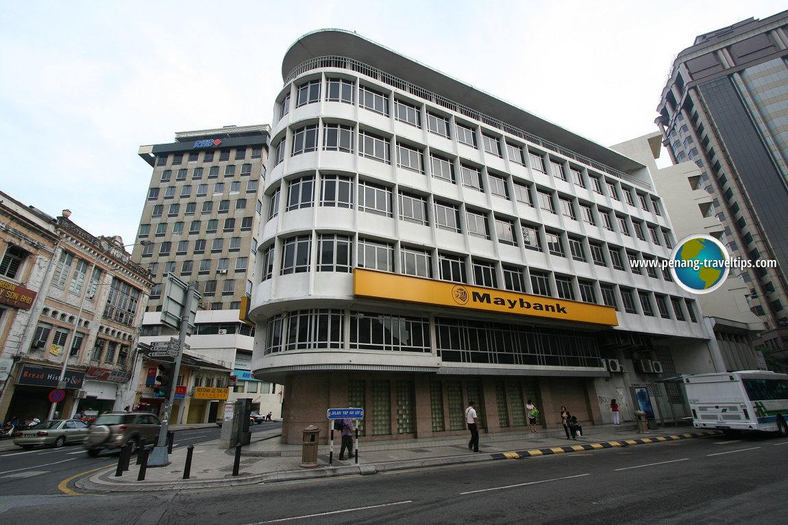 Oldest Maybank branch in Kuala Lumpur