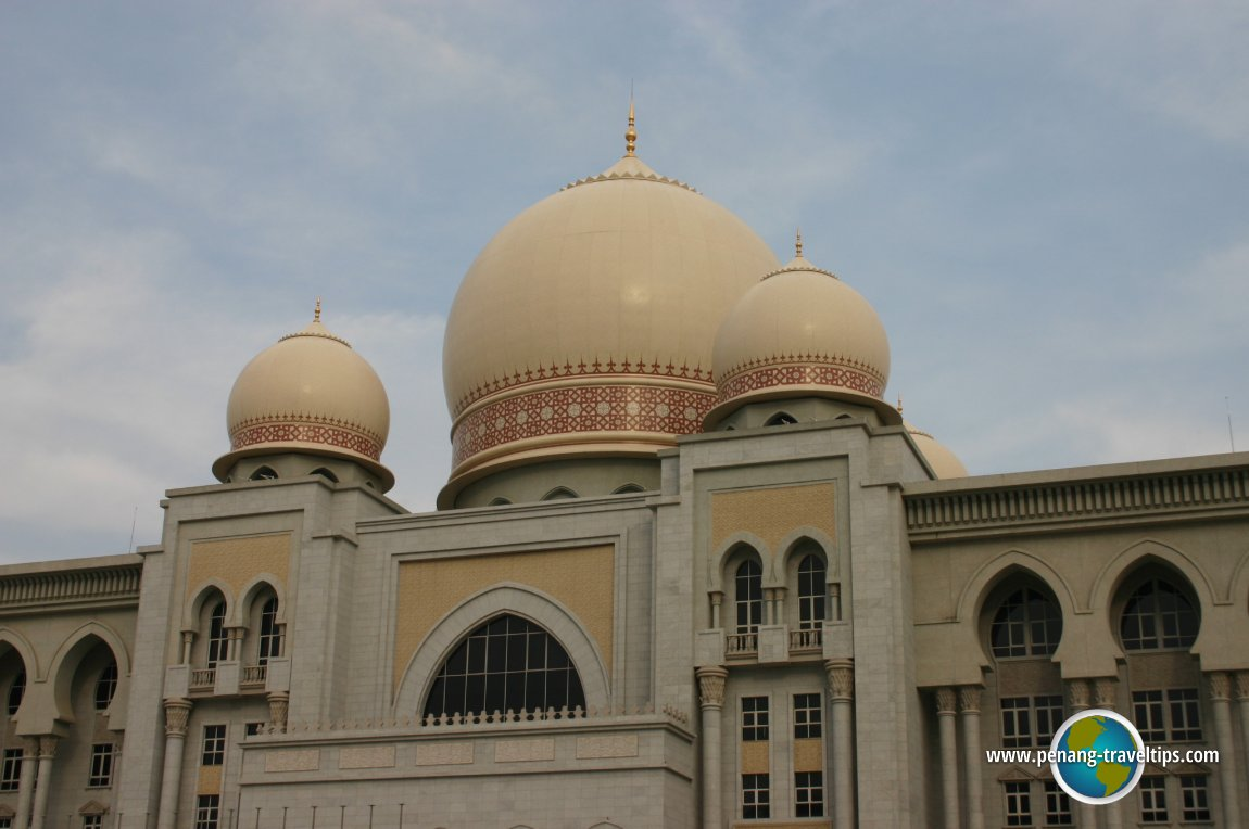 The Palace of Justice, Putrajaya
