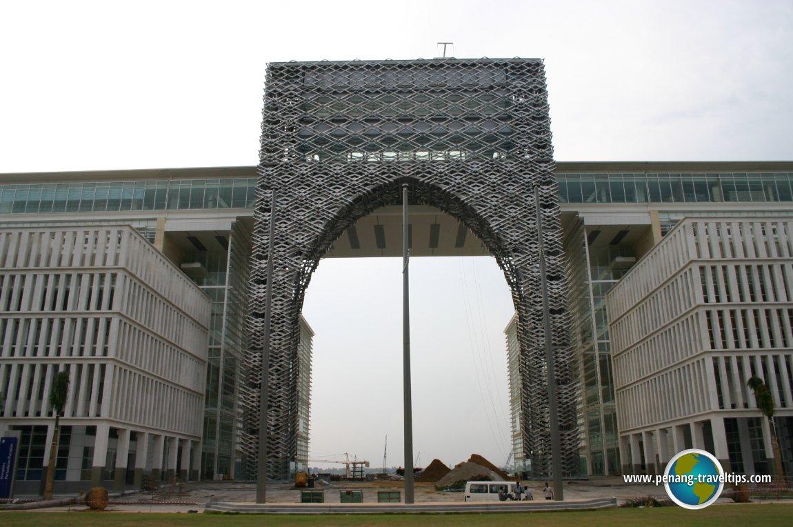 Perbadanan Putrajaya Building