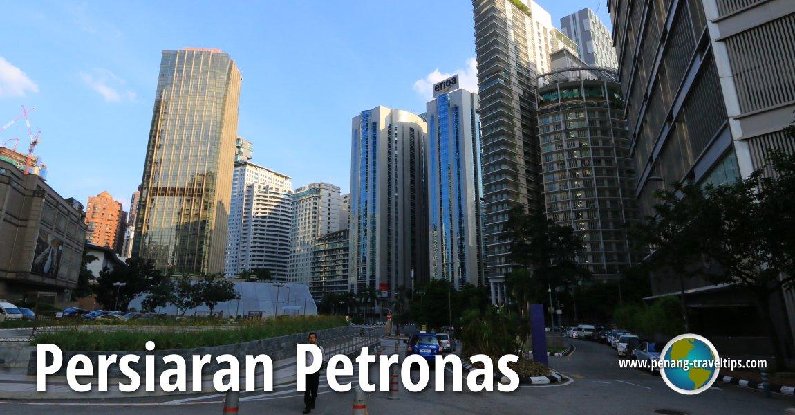 Persiaran Petronas, Kuala Lumpur