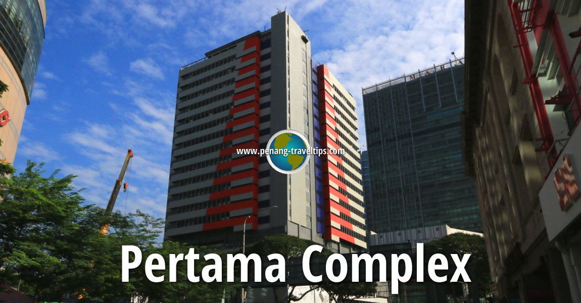 Pertama Complex, Kuala Lumpur