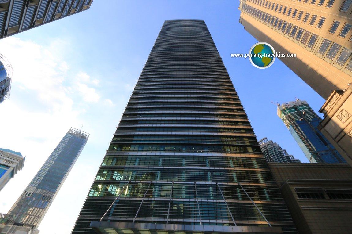 Petronas Tower 3, Kuala Lumpur