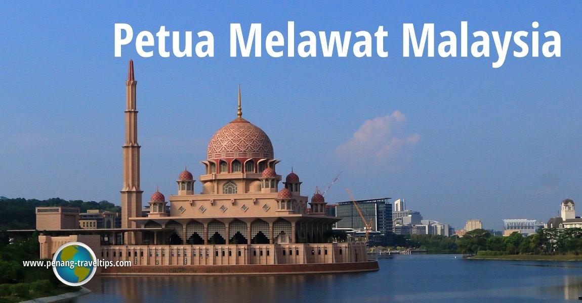 Petua Melawat Malaysia