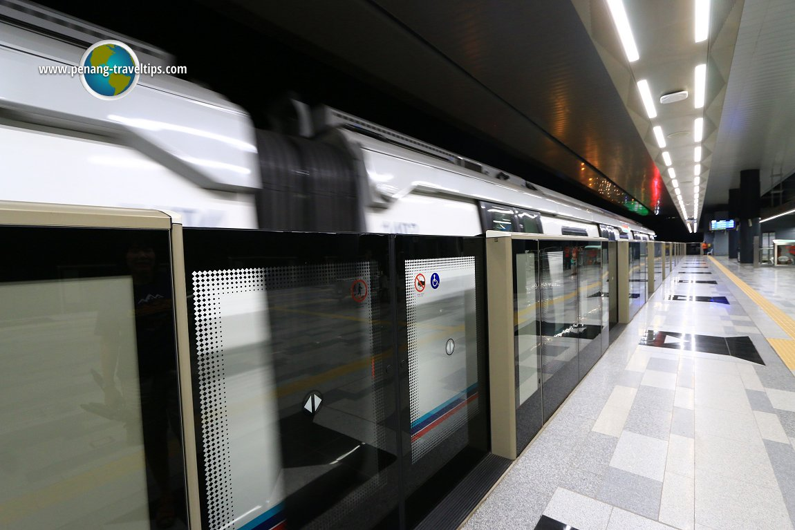Phileo Damansara MRT Station Selangor
