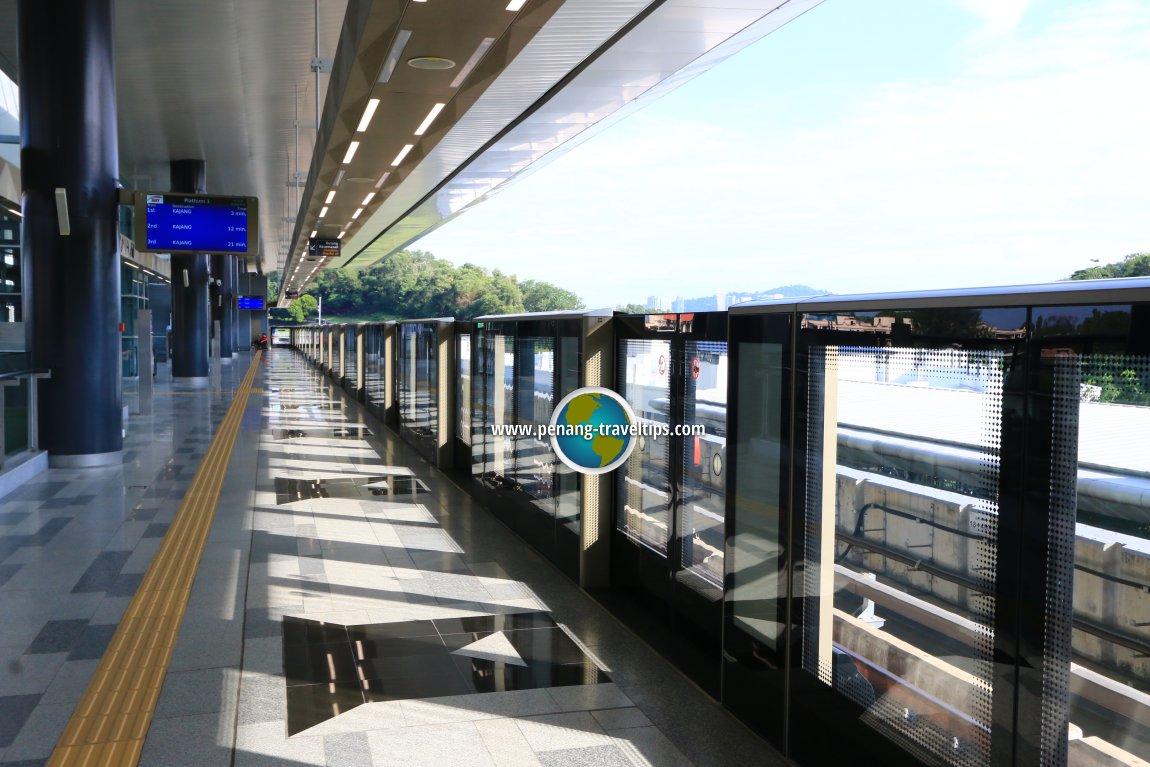 Phileo Damansara MRT Station