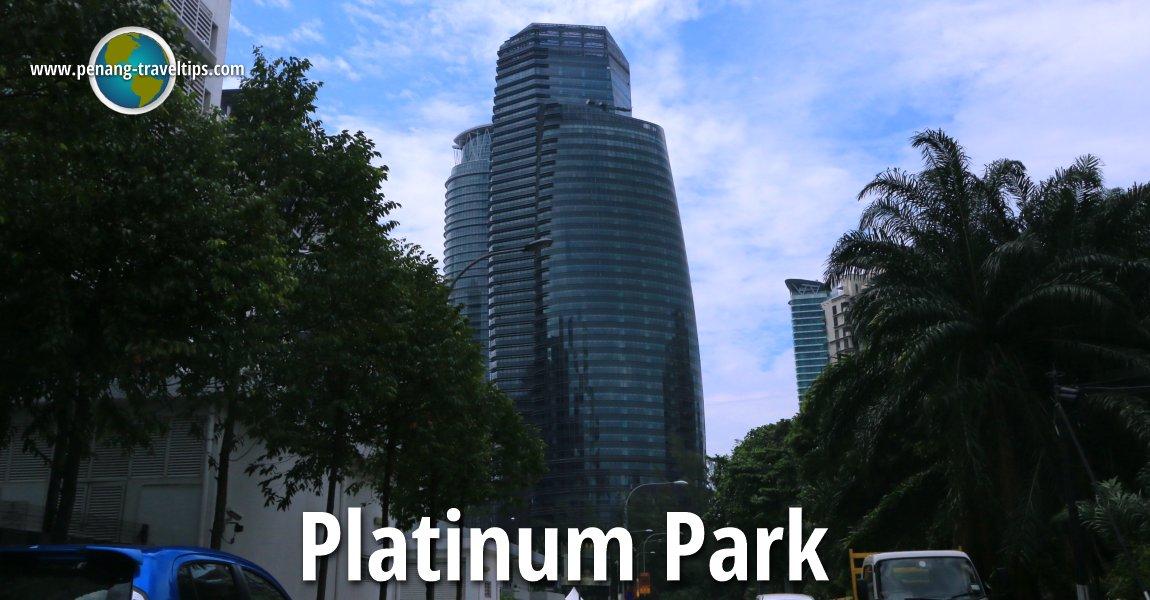 Platinum Park, Kuala Lumpur