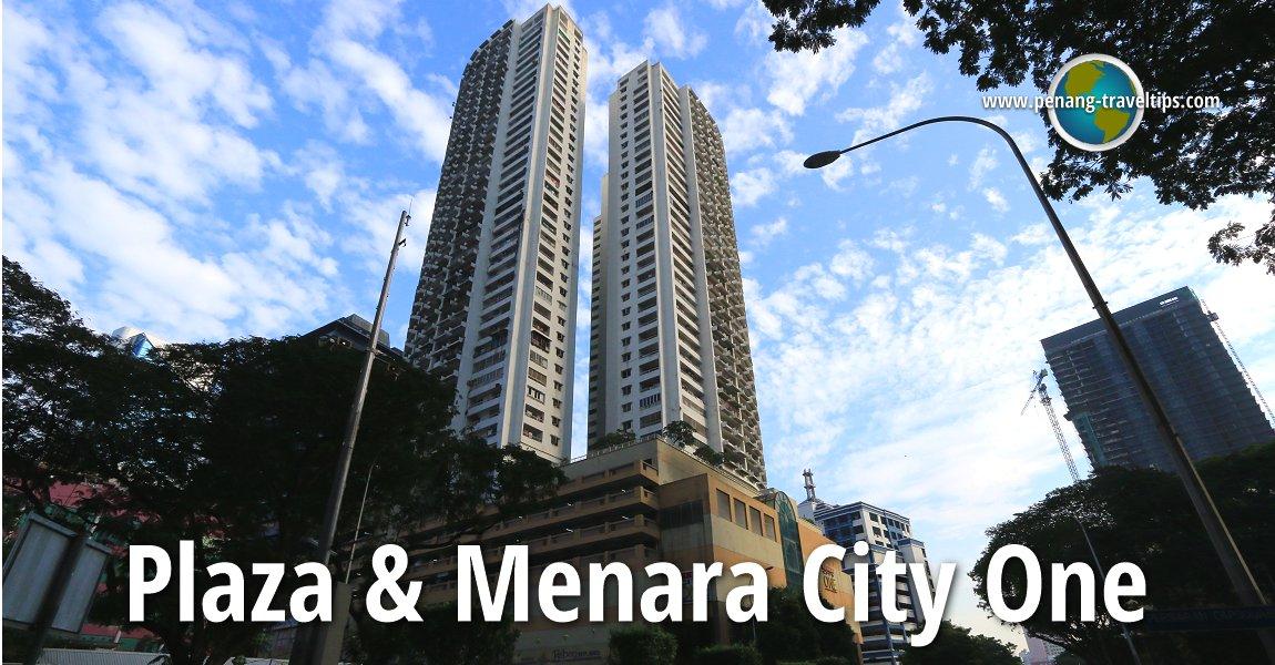 Menara City One Kuala Lumpur