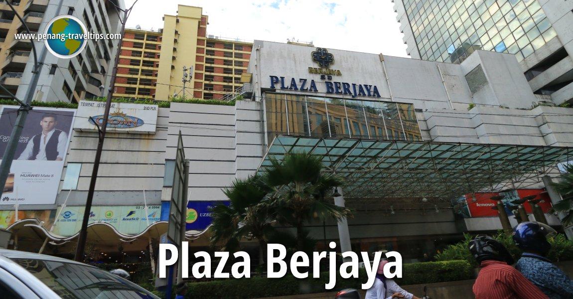 Plaza Berjaya, Kuala Lumpur