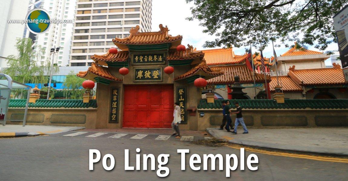 Po Ling Temple, Kuala Lumpur