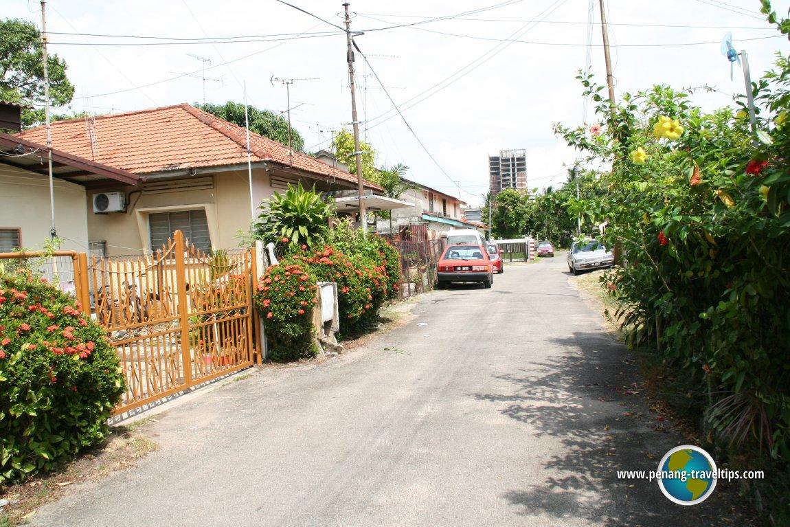 Portuguese Settlement, Malacca