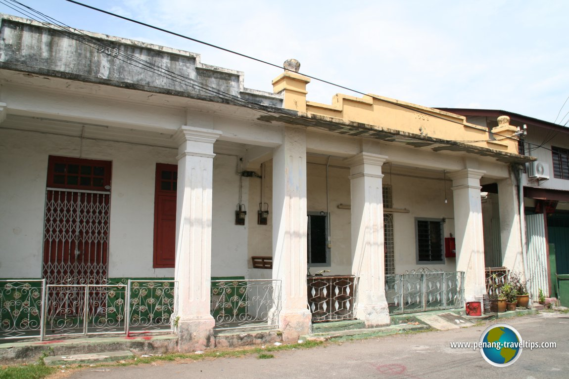Buildings in the Portuguese Settlement of Malacca