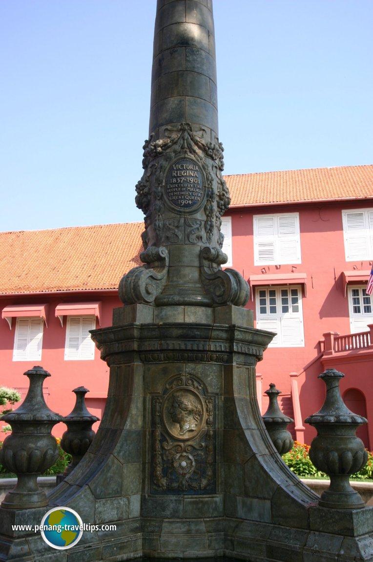 Victoria Fountain, Malacca