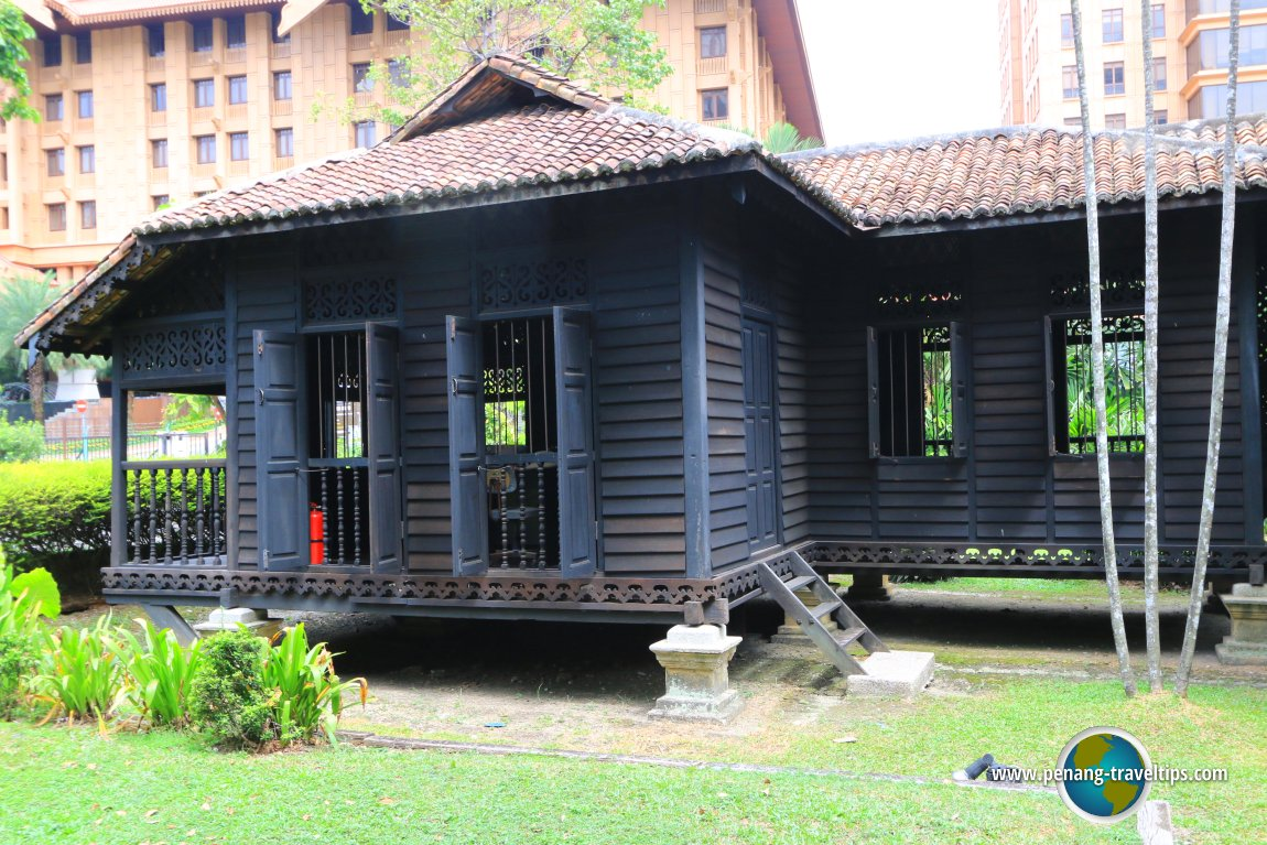 Rumah Penghulu Abu Seman, Kuala Lumpur