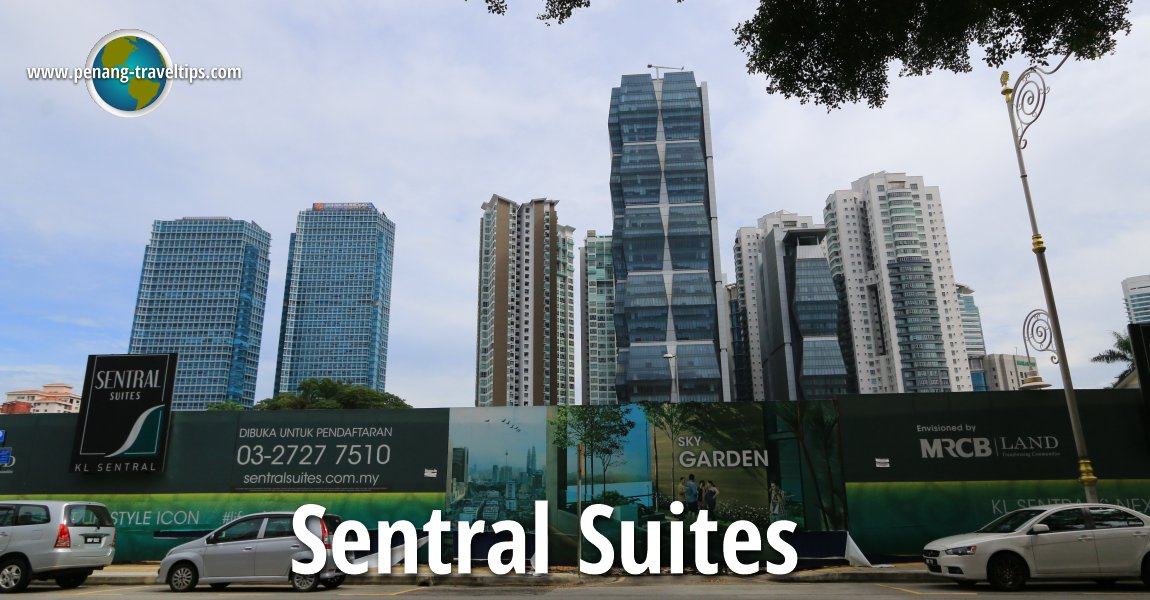 Sentral Suites Kuala Lumpur