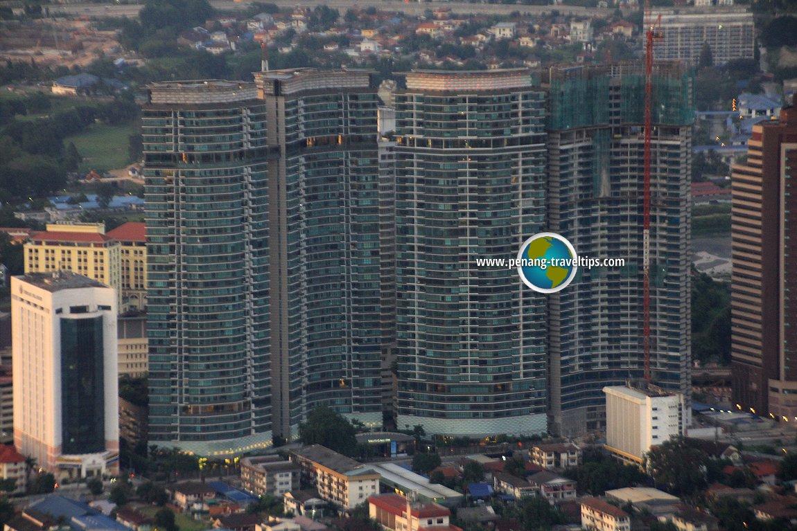 Setia Sky Residences, Kuala Lumpur